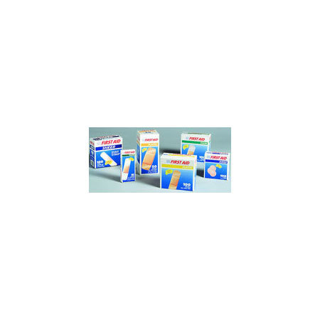 Nutramax First-Aid Adhesive Bandage, 2in x 4in