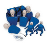 CPR Prompt® Plus Complete TPAK700, Adult/Child/Infant, Blue, 7PK