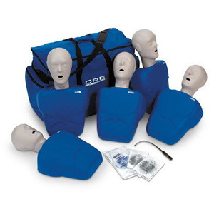 CPR Prompt® TPAK 100T Training and Practice Manikin, Blue, Adult/Child