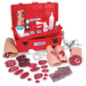 Multiple Casualty Simulation Kit w/Carry Case
