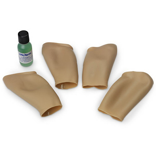 Life/form® Replacement Skin Kit for Intraosseous Infusion Simulator