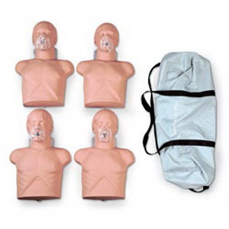 Economy Sani-Manikin w/ Carry Bag, Adult