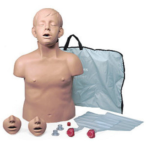 Brad Junior CPR Manikin, 7 years