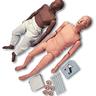 CPR/Trauma Manikin, Full-Body, 5ft Tall