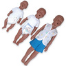Kyle CPR Training Manikin w/ Carry Case, 3 Year Old, African-American