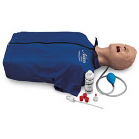 "Life/Form® CRiSis™ Torso Manikin, with ""Airway Larry"" Trainer"
