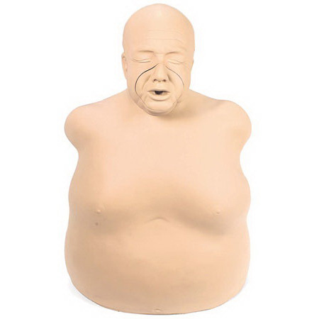 Life/form® Lung/Airway System for Bariatric CPR Manikin