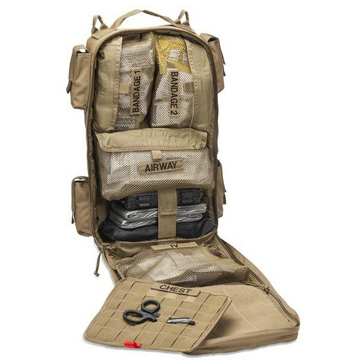 Tactical Medic Kit, 24in x 12in x 8in