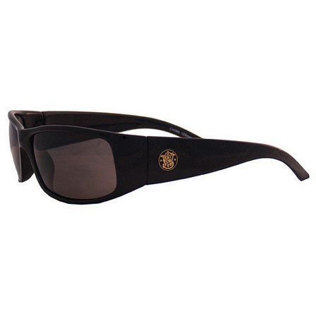 *Discontinued* Elite Anti-fog Safety Glasses, Smoke Lens, Black Frame *Non-Returnable and Non-Cancelable*