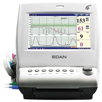 F6 Express Fetal Monitor, 347mm x 330mm x 126mm