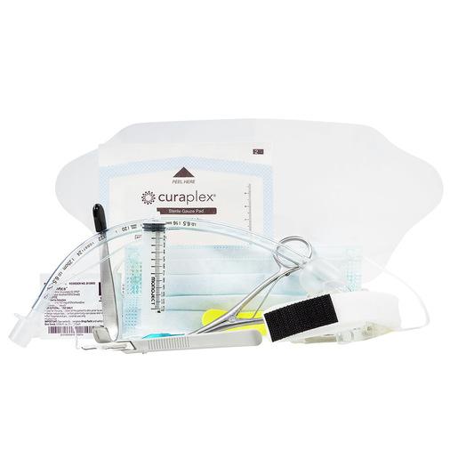 Curaplex® Emergency Surgical Cricothyrotomy Kit