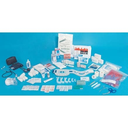 Refill Kit Contents, 19in x 14-1/2in x 8-1/2in *Non-Returnable and Non-Cancelable*