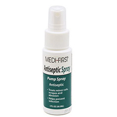 Antiseptic Pump Spray, 2oz