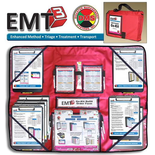 EMT3® Go Kit