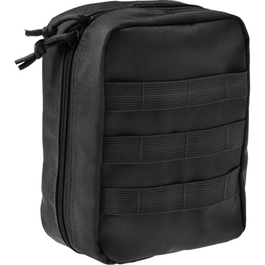 Officer Down Advanced IFAK Kit, Black, Molle Bag