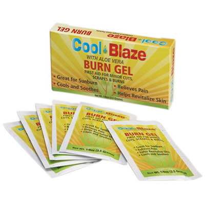 Cool Blaze Burn Gel, 12oz