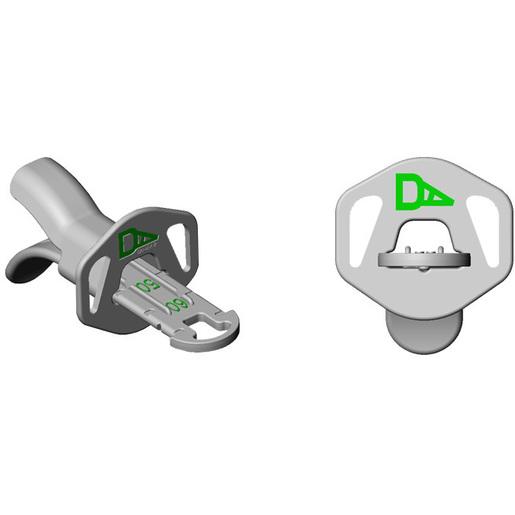 Dual-Air® Adjustable Oropharyngeal Airway, Pediatric