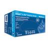 Esteem® Tru-Blu™ Stretchy Exam Gloves, Blue, Large