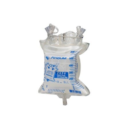 *Discontinued* In-line ATS Blood Bag, 600mL