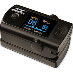 Diagnostix™ Fingertip Pulse Oximeter, 2.3in x 1.3in x 1.3in