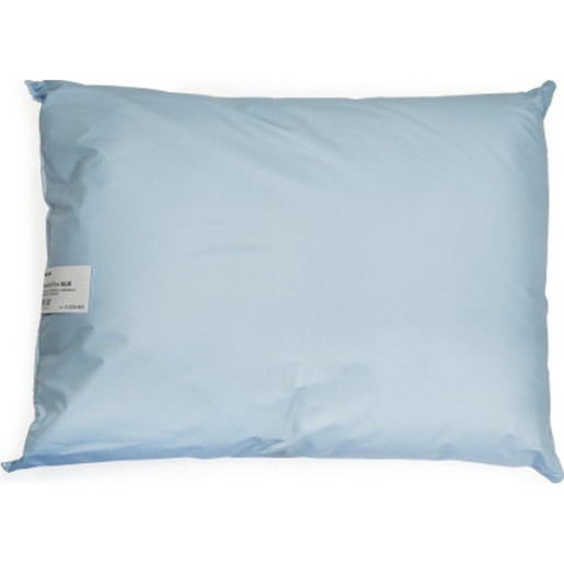 Bed Pillow, Blue, 20in x 26in