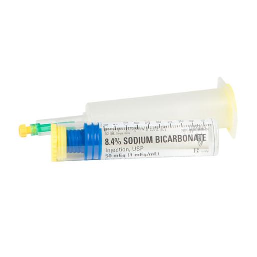 Sodium Bicarbonate 8.4% Lifeshield Syringe 1035A