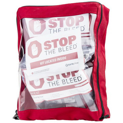 Curaplex Stop the Bleed® Multi Pack Kit, Basic