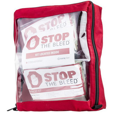 Curaplex® Stop the Bleed® Multi Pack Kit, Advanced