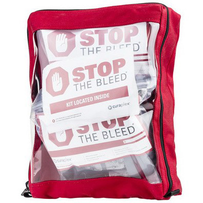 Curaplex® Stop the Bleed, Intermediate, Multi-Pack