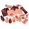 Trauma Manikin Moulage Kit, For Use with Full-Body CPR/Trauma Manikin