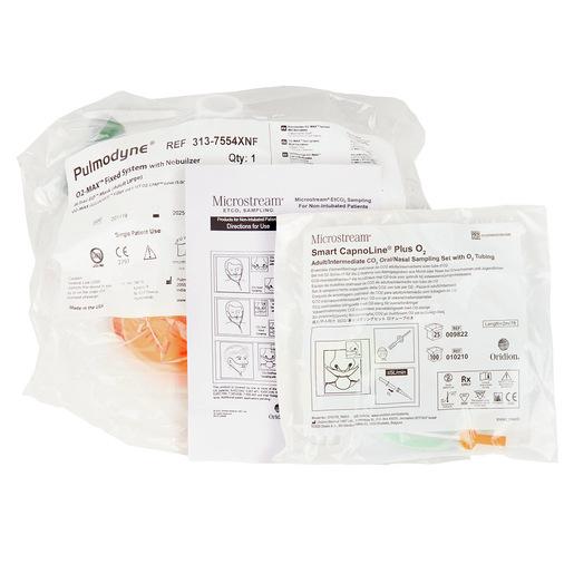 Curaplex® CPAP/Capno w/ O2Max Guard Kits