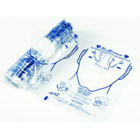 Bio-Barrier CPR Manikin Training Faceshield, Clear