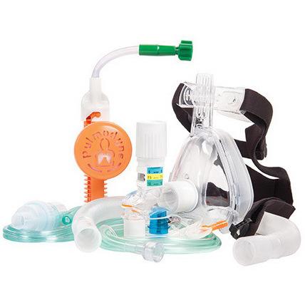 CPAP/Capnography Kit, Adult, Medium