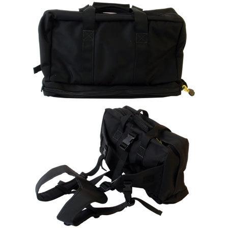First Responder Waist Pack, 4in x 17in x 11in, Black