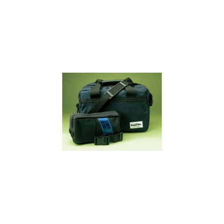 *Discontinued* 24 Hour Crew Bag, 16in L x 10in H x 9in D, Navy Blue