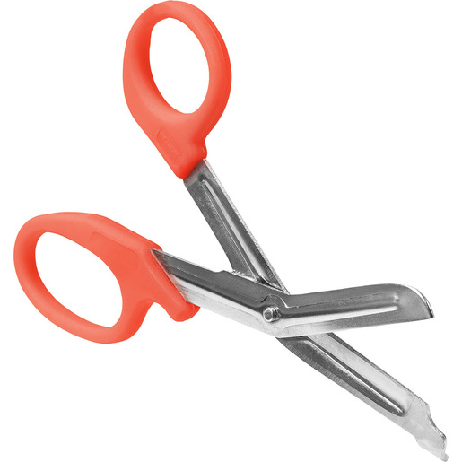Trauma Shear, Size 5.5in, Orange