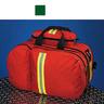 Airway/Oxygen Delivery MedKit O2, 1848cu in, 22in L x 12in W x 6in H, Green, Standard Cordura™, Plastic
