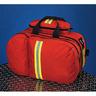 Airway/Oxygen Delivery MedKit O2, 1848cu in, 22in L x 12in W x 6in H, Red, Standard Cordura™, Plastic
