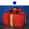 Airway/Oxygen Delivery MedKit O2, 1848cu in, 22in L x 12in W x 6in H, Blue, Standard Cordura™, Plastic