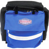 Emergency Medical Pack, 15in x 14in x 7in, Blue, Pocketed
