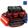Trauma Kit, Large, 22in L x 14in W x 12in H, Royal Blue, Nylon, With Modules