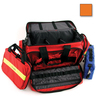 Trauma Kit, Large, 22in L x 14in W x 12in H, Orange, Nylon, Without Modules