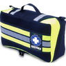 Med PRO™ Medication Kit, 14in L x 5.5in W x 8in D, Black/Reflex Yellow