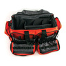 Comprehensive Trauma Kit, 27in L x 15in W x 12in H, Red, With Removable Lining