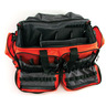 Comprehensive Trauma Kit, 27in L x 15in W x 12in H, Orange, With Removable Lining