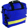 Multi Pocket Medical Kit, 12in L x 6in W x 11in H, Royal Blue, 1000D Nylon