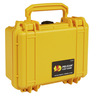 Protector Case™, Small, Model 1120, Yellow, Polypropylene, with Pick 'N' Pluck Foam