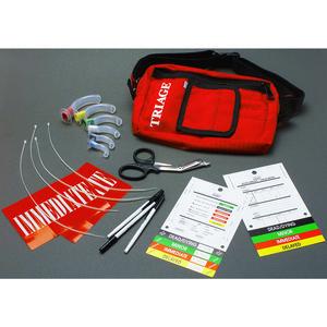 AZ Triage System Kit, Red