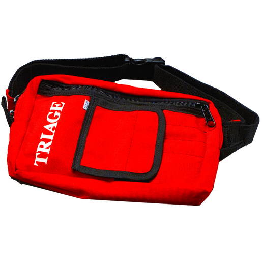Curaplex Triage Bag, Red