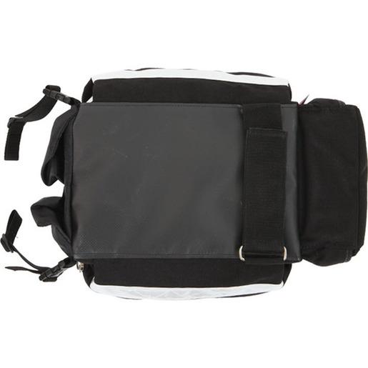 Biker Trauma/Oxygen Pack, Black, 1000 Denier Cordura® Nylon, Pocketed